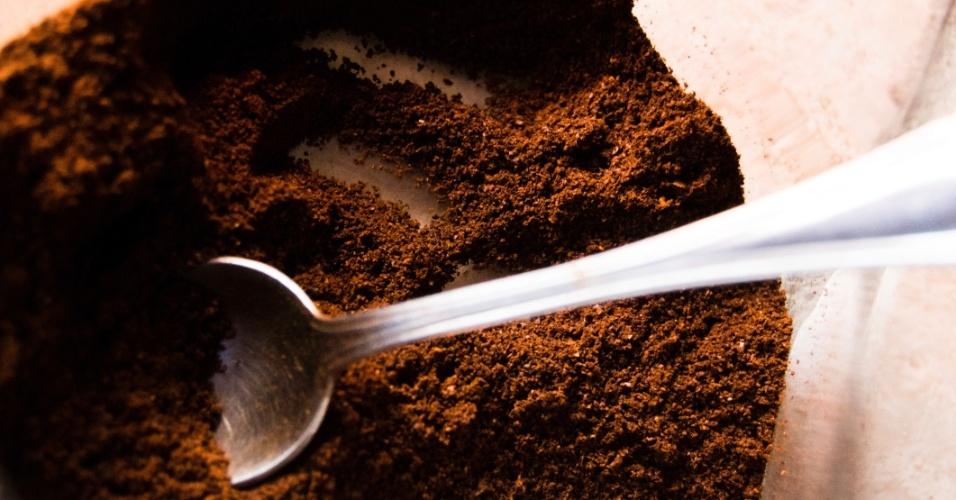 Resultado de imagem para café  pó